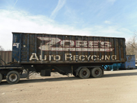 Auto Recyclers Indianapolis IN 317-244-0700