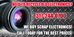 Electronic Recycling Services Indianapolis Indiana 317-244-0700