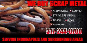 Metal Recycling Services Indianapolis Indiana 317-244-0700