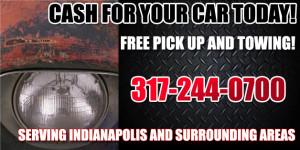 Junk Car Buyers Indianapolis Indiana