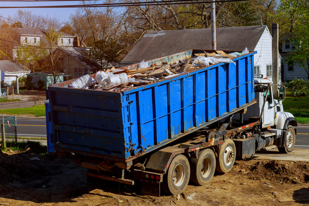 Indianapolis Commercial Recycling Dumpster Service